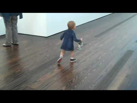 Stomping @ the Menil Collection