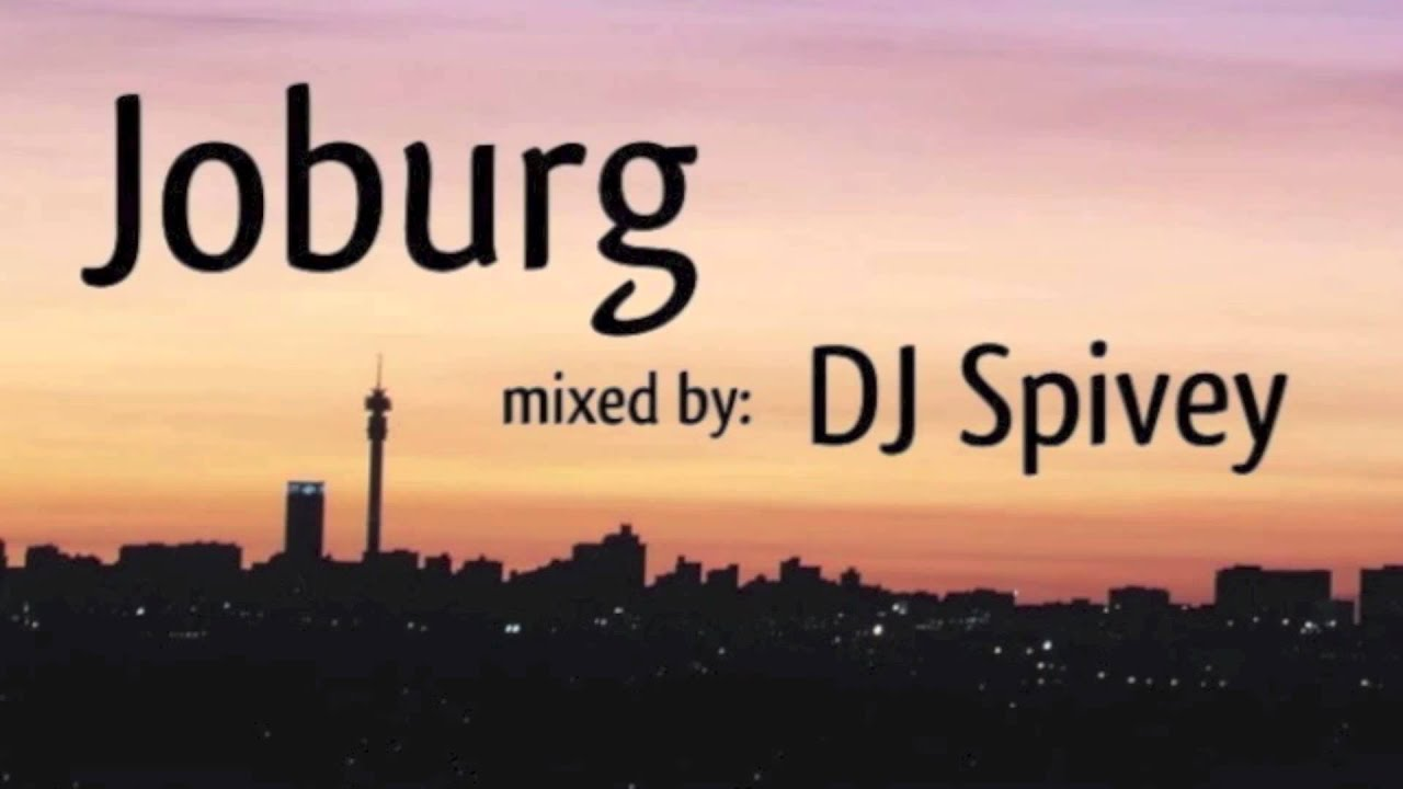 Joburg south african house music mixed by dj spivey for Us house music