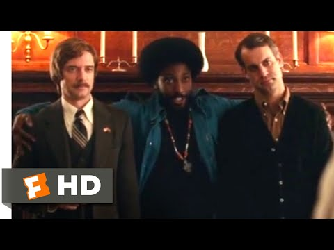 BlacKkKlansman (2018) - Pictures With The Klan Scene (7/10) | Movieclips