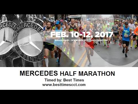 Mercedes half marathon 2017 youtube for Mercedes benz half marathon