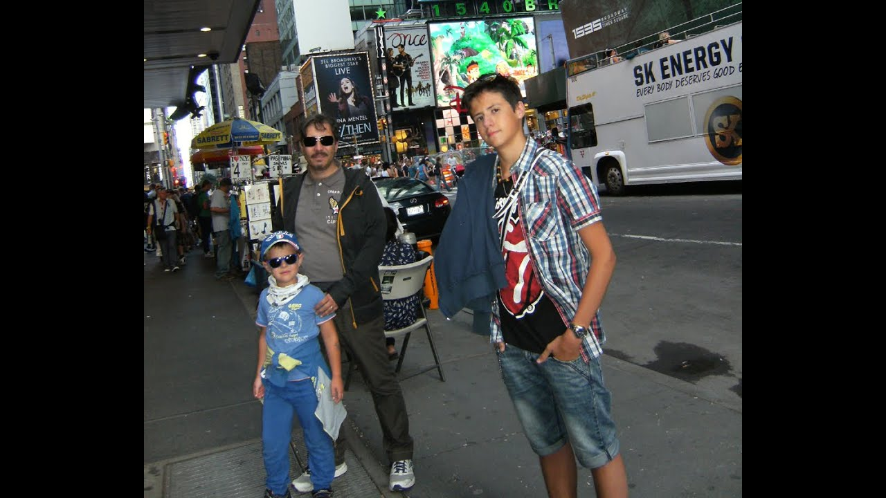 vacanza a new york agosto 2014 youtube
