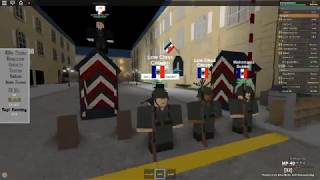 Roblox German Forces 1940's Military Police