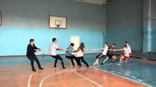 Супер урок фізкультури, Київ - 2015