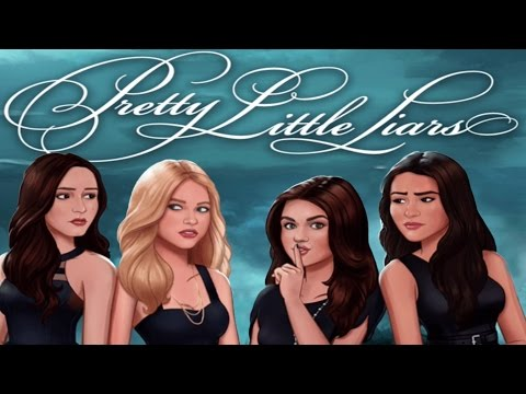 PRETTY LITTLE LIARS Game - SECRETS & MISTAKES #1 (Episode App GAME)