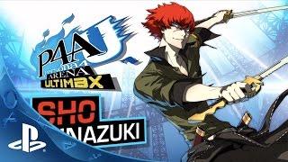 Persona 4 Arena Ultimax: Minazuki Trailer | PS3