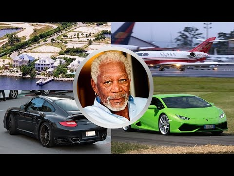 Morgan Freeman Net Worth, Lifestyle, Private Jet, Cars, House, Family, Biography 2018
