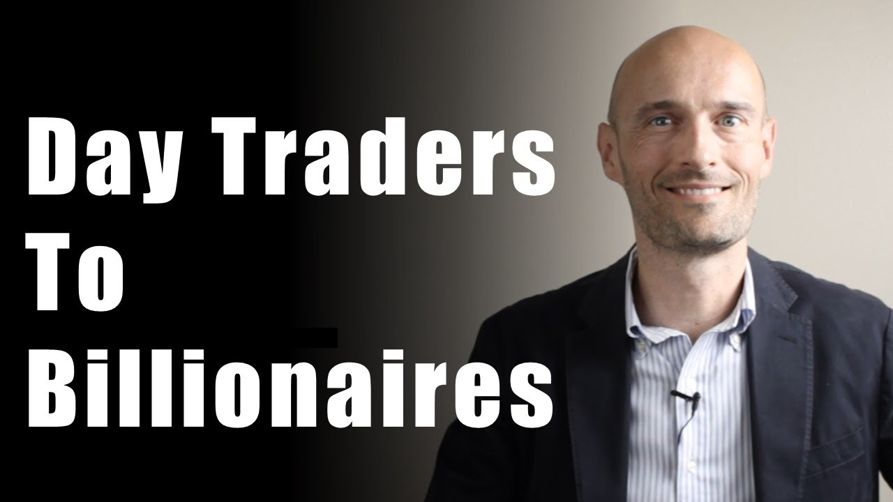 Day Traders To Billionaires – Online Trading in the 1990's