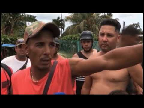 Testigos comparten sus impresiones sobre accidente aéreo en Cuba