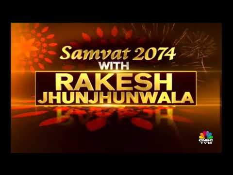 Rakesh Jhunjhunwala's Review of Last Year's Fiscal Performance | CNBC TV18