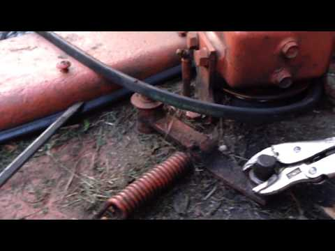 Repeat Kubota G5200 Water Pump Replacement By LonnieJohnson1