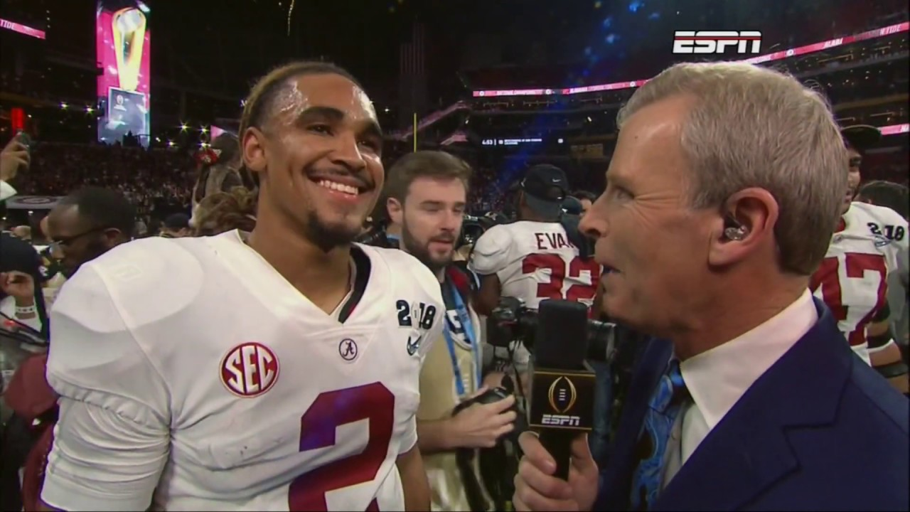 Jalen Hurts details leaving Alabama, start at OU with GameDay