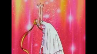 Sailor moon Last battle Последняя битва