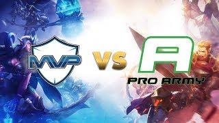 MVP vs PROARMY [Bảng A][23.11.2017] - Garena Liên Quân Mobile