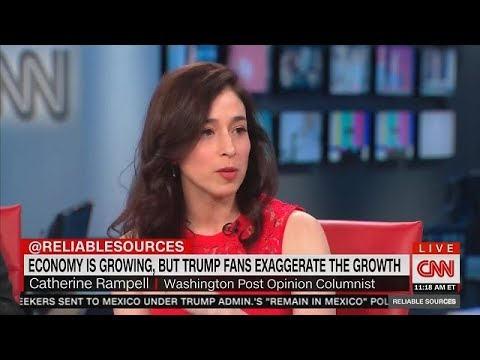 CNN's Rampell: The Economy Today Is Not Substantially Different Than Before Trump Took Office