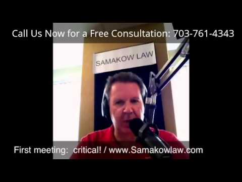 Fairfax VA car accident lawyer
