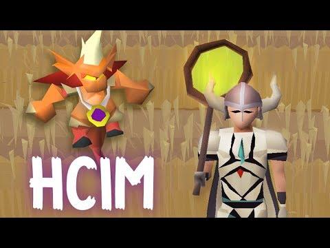 DRAGON IMPLINGS | OSRS IRONMAN (hcim)