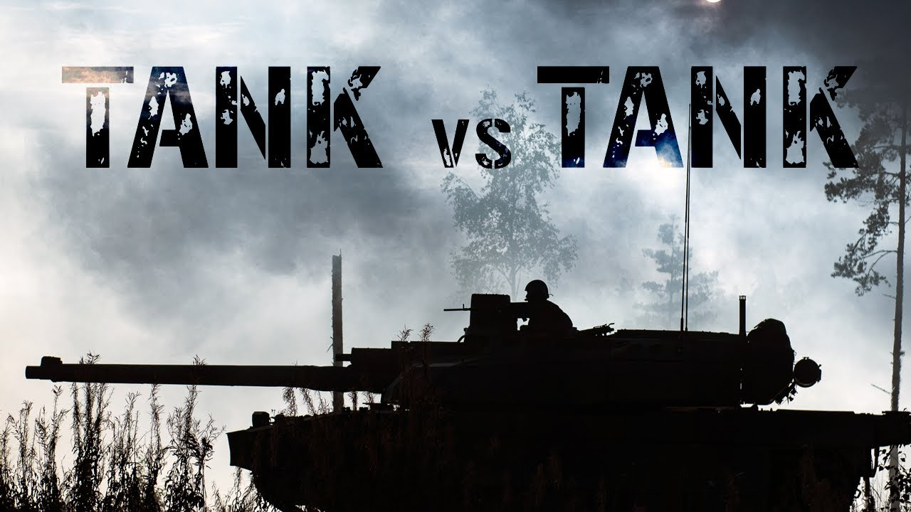 Tank vs Tank UK Challenger 2 and French Leclerc go Head to Head