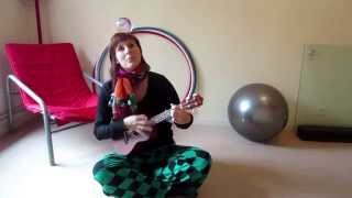 Ball on Head Ukulele: In My Mind - Amanda Palmer