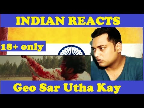 Indian Reacts to Geo Sar Utha Kay Official Trailer | Pakistani Movie | Hindi/Urdu