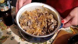 Куриные маринованные желудки по - корейски / Вкусная и необычная закуска!