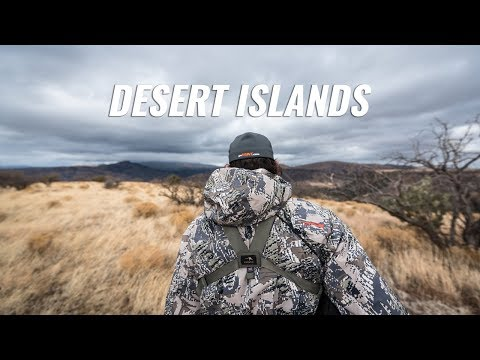 DESERT ISLANDS - An Arizona OTC Bowhunt For Deer And Javelina