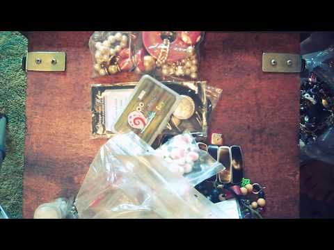 Online Auction Jewelry Lot Grab Bag + Big Gold + Silver Score