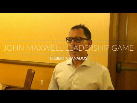 The JOHN MAXWELL Leadership Game