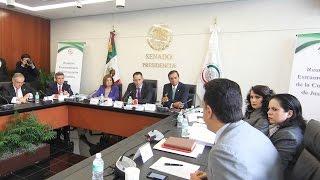 Comisión de Justicia define candidatos a magistrados del Tribunal Electoral