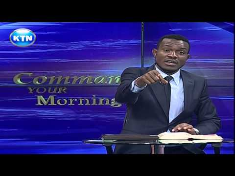 Command Your Morning: Don't Stop Here by Prophet Joel Lutuka  (10Th June 2014)