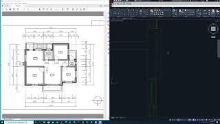 CAD 기초 도면 그리기 P003-3 #10분 캐드 #…