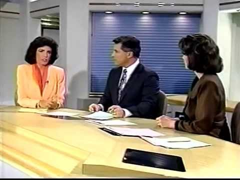 WPBF 6pm News, October 13, 1992