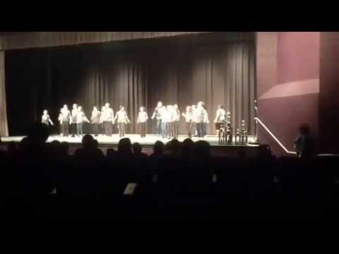 Coles Elementary School got SWAG - Dominion HS Stompfest 2014