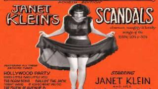 Janet Klein and her Parlor Boys - Big Time Woman