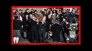 News \    Bandmates, Family Attend Funeral of Cranberries Singer Dolores O'Riordan By Showbiz News