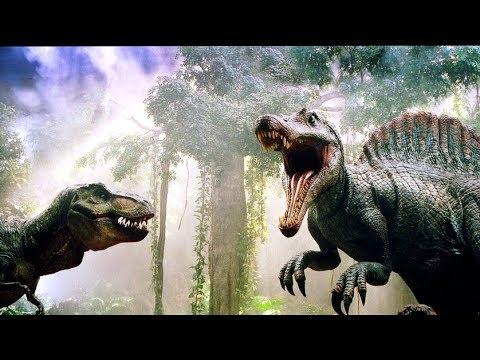 """ФИЛЬМ ПРО ДИНОЗАВРОВ """"Эксперимент Карнозавр 3"""" ужасы, фантастика, боевик"""