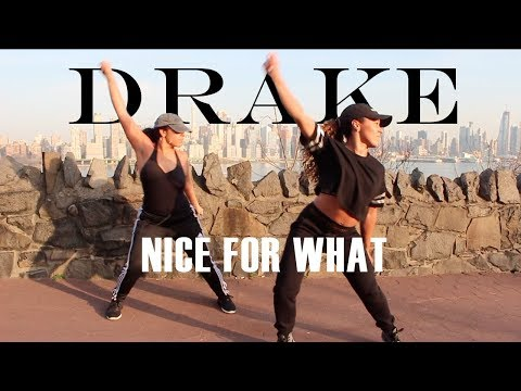Drake Nice For What Dance Fitness   MsAriella89