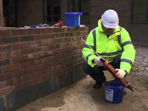helifix crack repair Perth