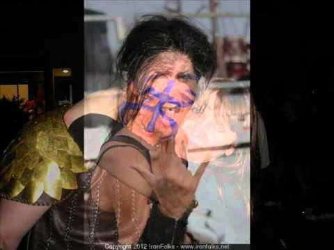Diabula Rasa - Vermell - Photo Slide Show, Behind the Curtains Part 1