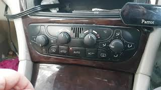 How To Use Your AC/Climate Control/Heater Correctly