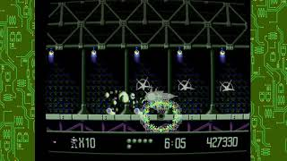 Sega genesis classics collection vectorman still more time to shoot gameplay