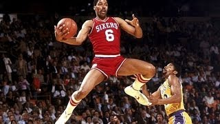 Dr. J - Julius Erving (INCREDIBLE NBA BASKETBALL DOCUMENTARY)