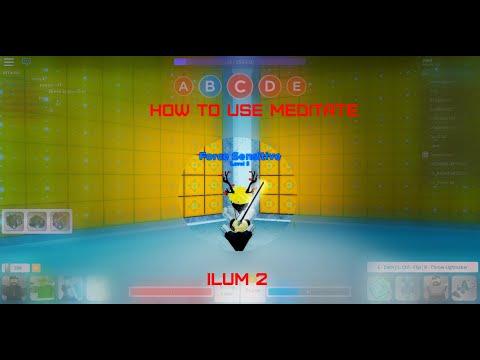 How To Use Meditate Ilum 2 Youtube