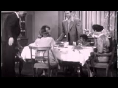 How to Have a Family Dinner_ A Date with Your Family (1950)