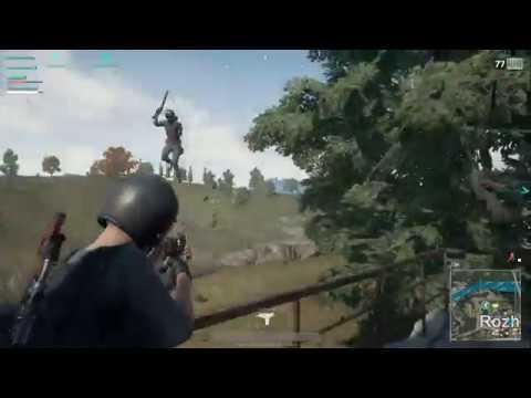 Mmm whatcha say PUBG meme Epic shotgun jump - YouTube
