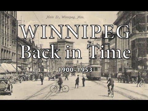 WINNIPEG BACK IN TIME