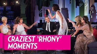Craziest 'RHONY' Moments