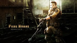 Resident Evil 6 - Team Survivors - Piers Nivans // karparow-style # 25