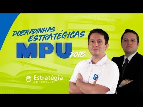 Dobradinha Estratégia MPU | Direito Constitucional