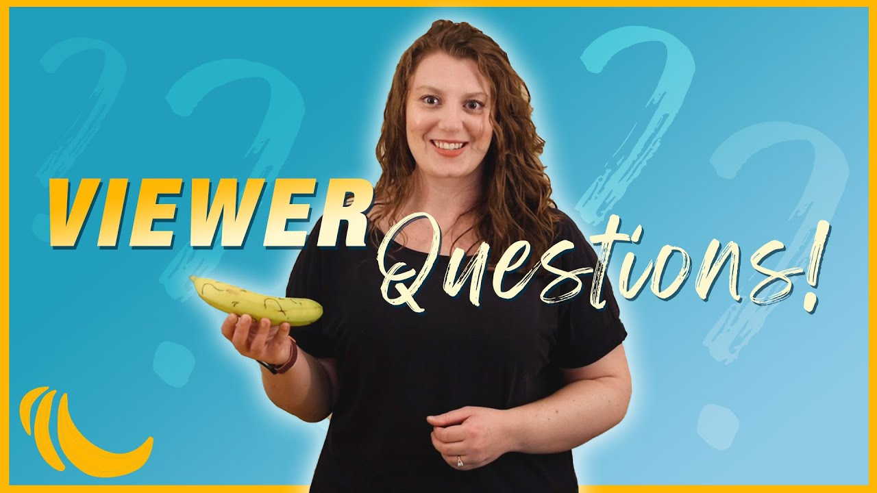 Even Bananas 09: A bunch of neutrino questions