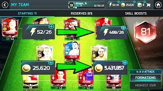 COIN MAKING TIPS AND TRICKS !! LEVEL UP FAST !! Fifa Mobile 18 S2